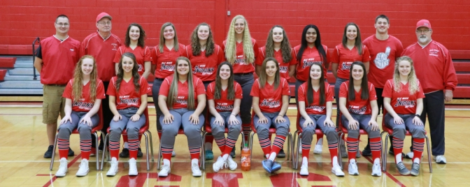 Lady Indians to Play a Round Robin Tomorrow