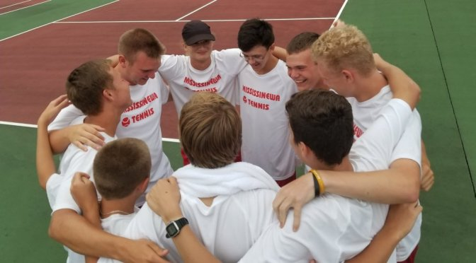 Indian Tennis preps for CIC championship