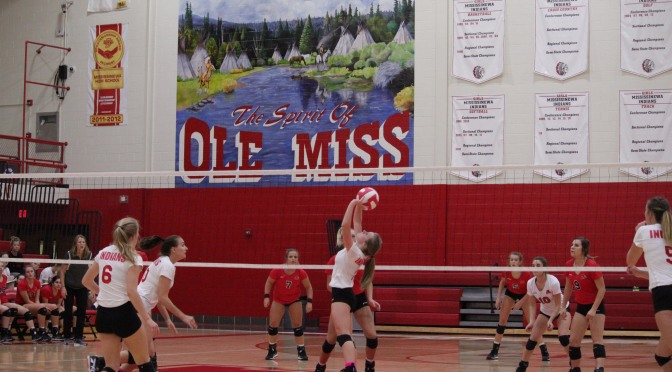 Volleyball to open sectional 23 play