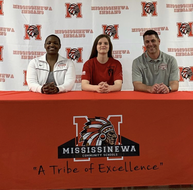 Hewitt signs with marines, Tennis draws rival and track kicks off Sectional #16